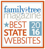 Family Tree MagazineBest State Website 2015